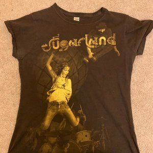 Brown Sugarland Offical Concert T-Shirt